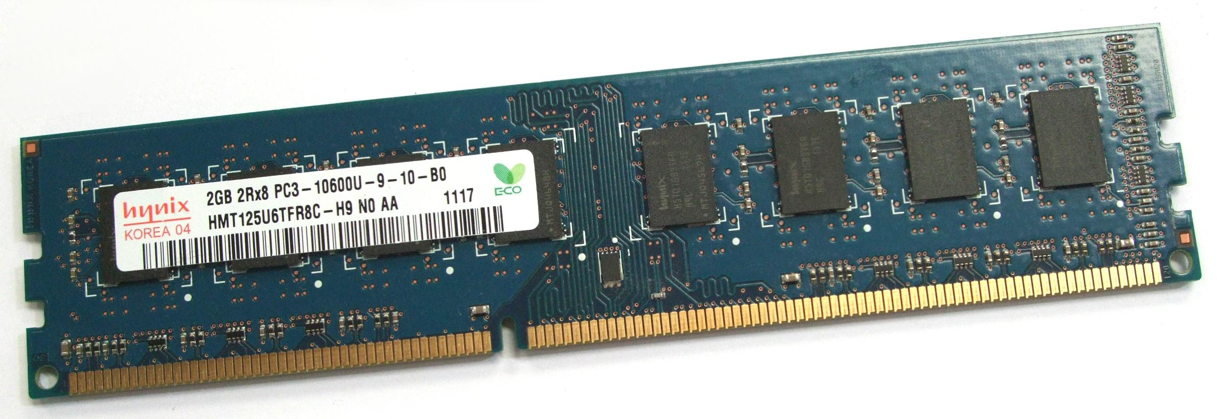 Hynix 240 Pin Ddr3 1333mhz Pc3 10600u Desktop Ram Memory