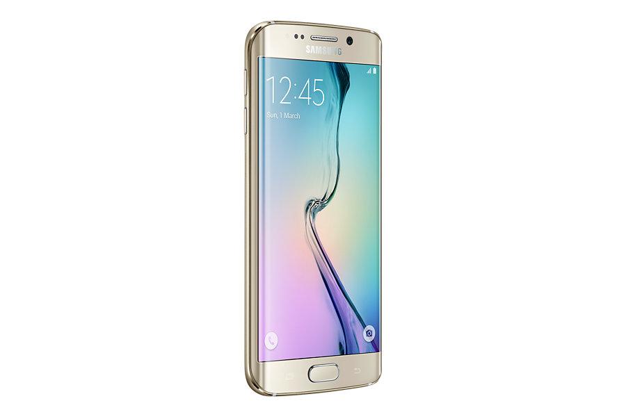 Samsung Galaxy S6 Edge Will The Galaxy S6 Lift Samsung's Sales Slump? Will The Galaxy S6 Lift Samsung's Sales Slump? samsung galaxy s6 edge tilt